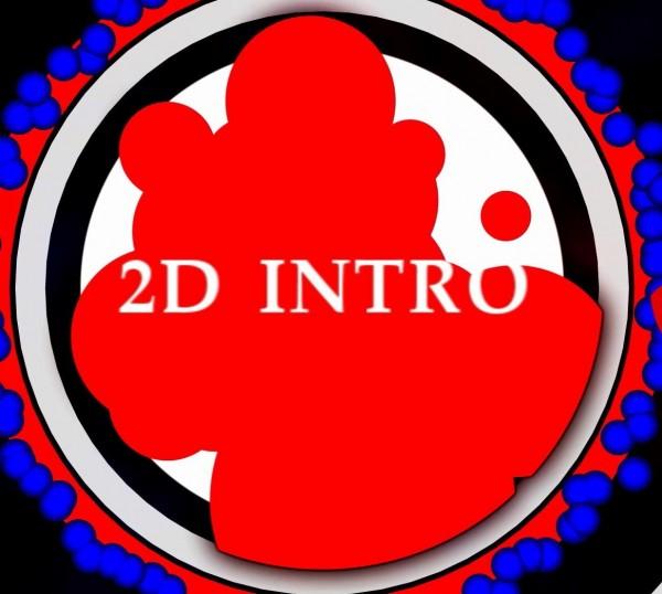 лого интро 2d youtemp
