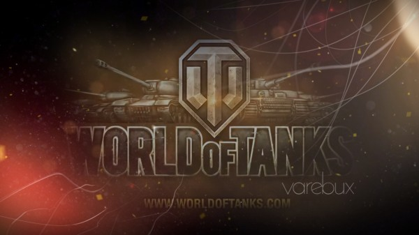 Интро world of tanks для Sony Vegas