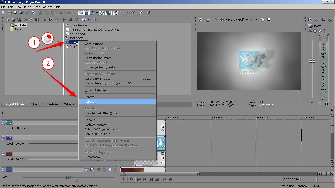 Как сделать видео футаж Как применяется футаж при