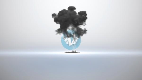 Скачать интро дым после взрыва