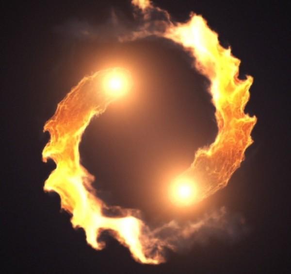 Интро из огня в сони вегас #176