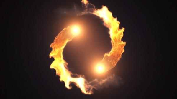 Интро из огня в сони вегас