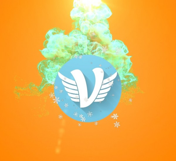 Новогодний проект sony vegas #182