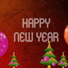 Новогоднее видео поздравление #196