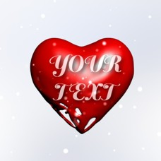 Заставка сердце #190