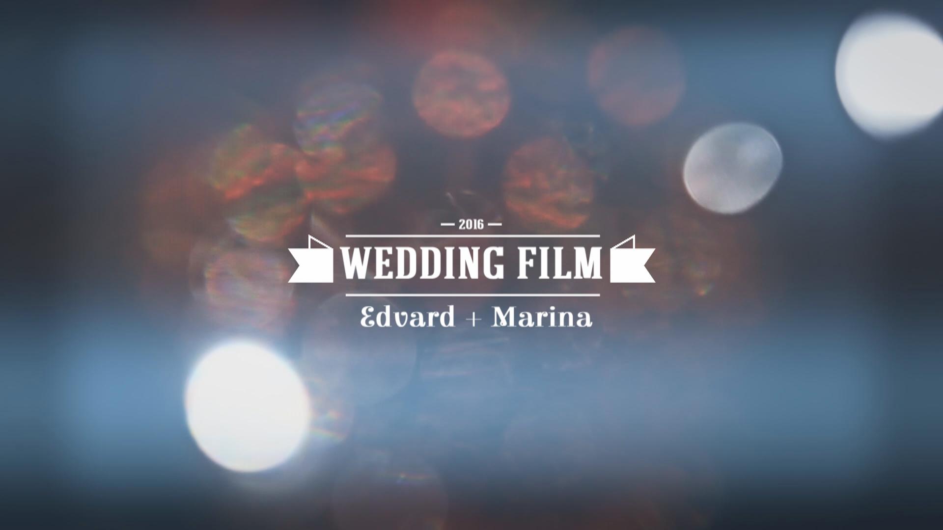Титры для свадьбы как сделать