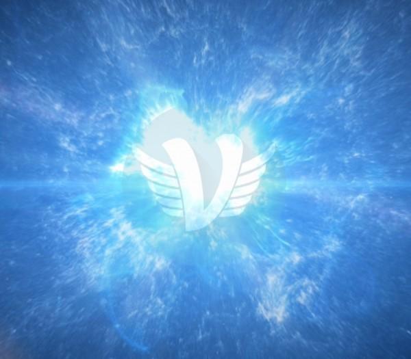 Космический шаблон  для сони вегас #296